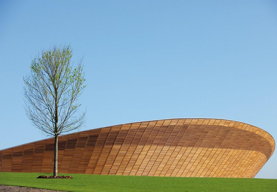 London 2012 Velodrome - Sheet2