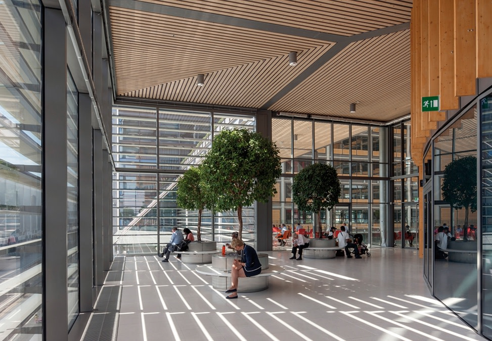 Brent Civic Centre - Sheet3