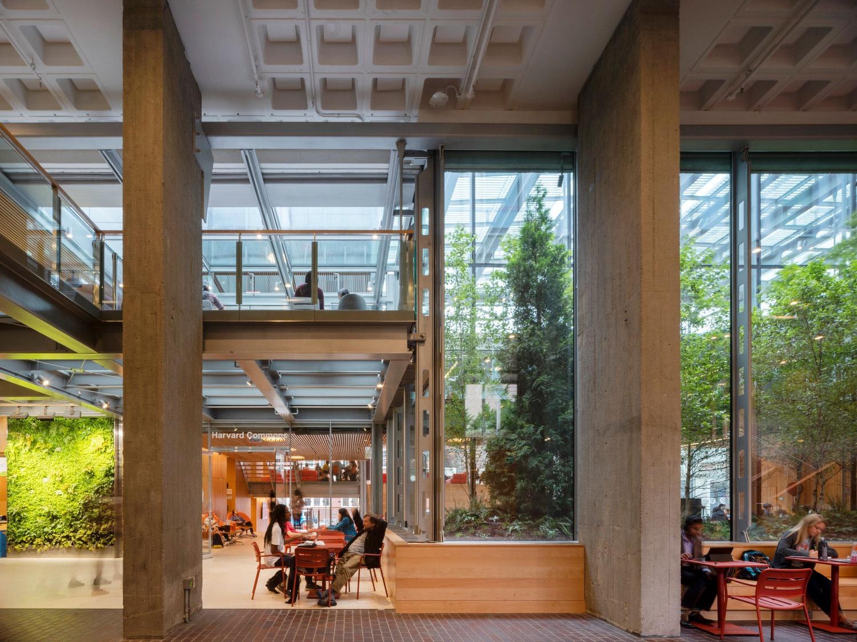Harvard University: Richard A. and Susan F. Smith Campus Center - Sheet3
