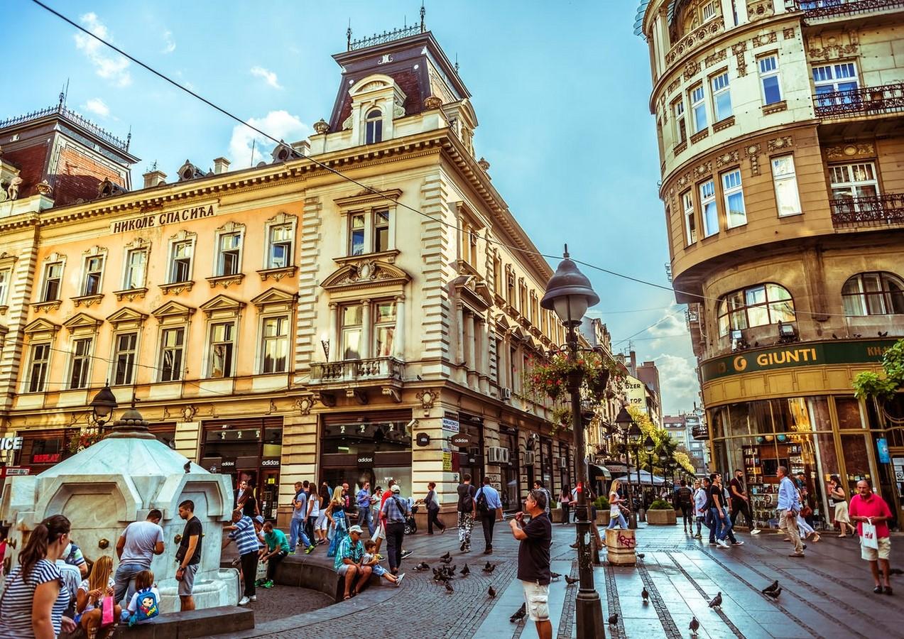 Knez Mihailova Street - Sheet4