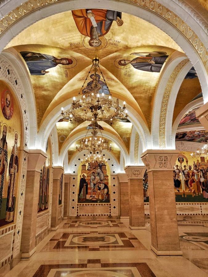 Temple of Saint Sava - Sheet6