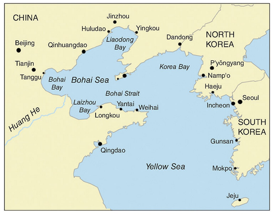 Places to visit in Bohai Bay for the Travelling Architect