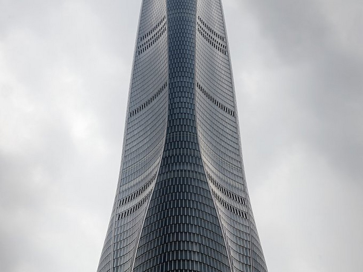 One of China's tallest skyscrapers: the Tianjin CTF Finance Centre - Sheet2