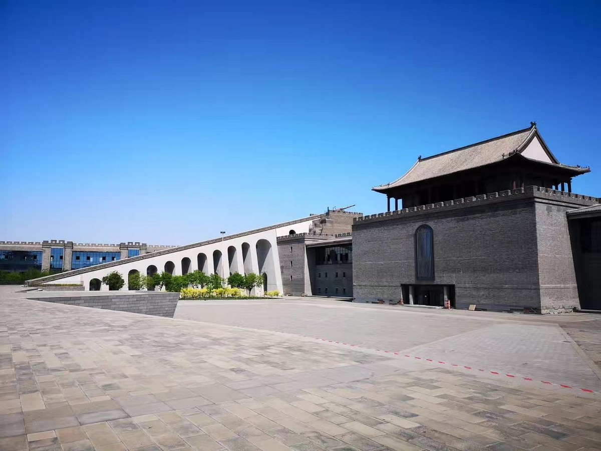 Get to visit an ancient town: Beitang Old Town - Sheet1