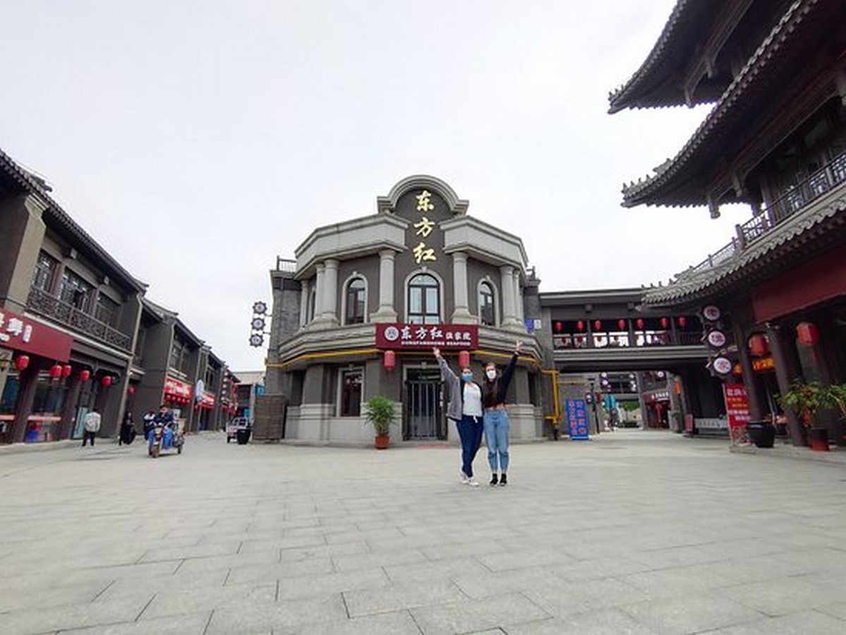 Get to visit an ancient town: Beitang Old Town - Sheet2