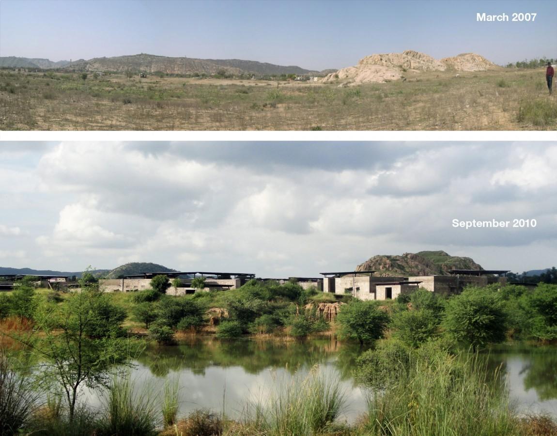 Hathi Gaon by Rahul Mehrotra: An unusual village - Sheet3
