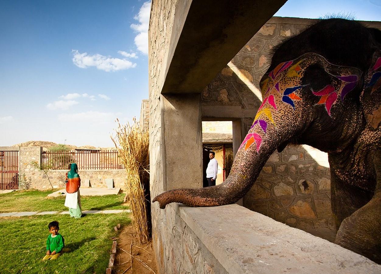 Hathi Gaon by Rahul Mehrotra: An unusual village - Sheet6