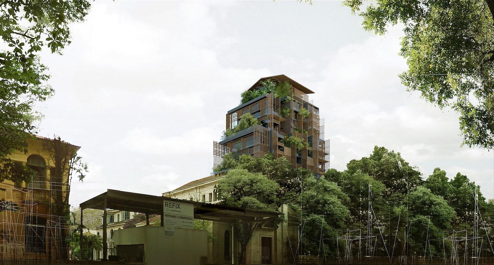The Matarazzo Park Tower, Cidade Matarazzo, São Paulo, Brasil - Sheet1