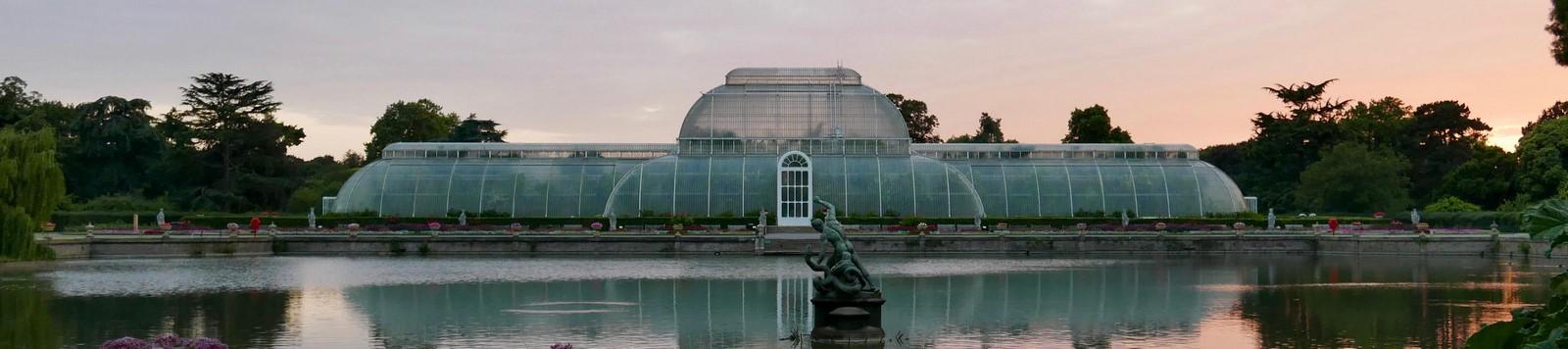 Palm House, Kew Gardens - Sheet1