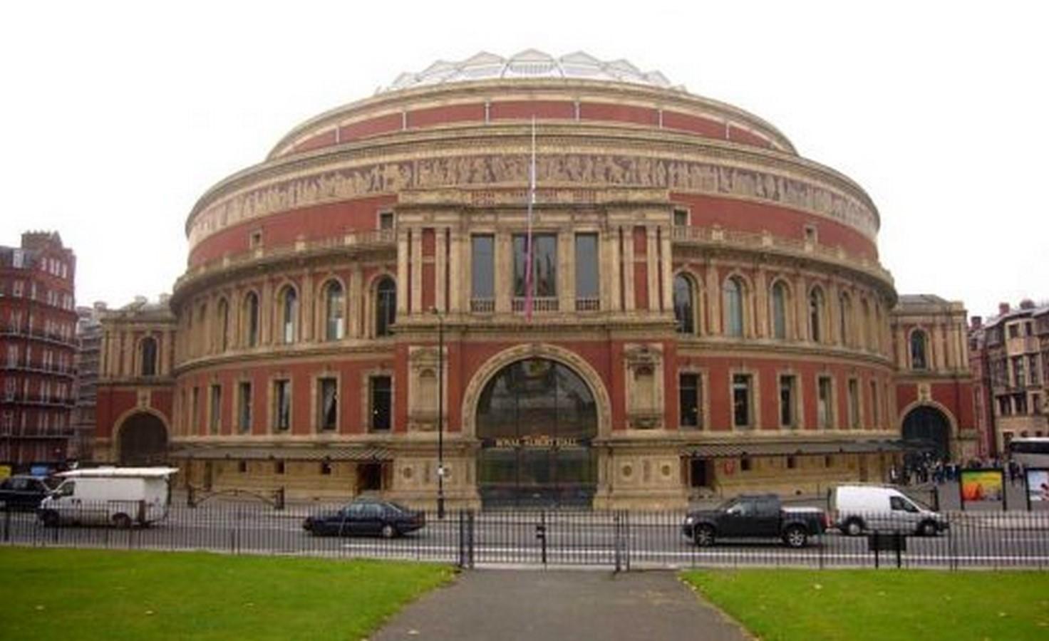 Royal Alber Hall, London Sheet1