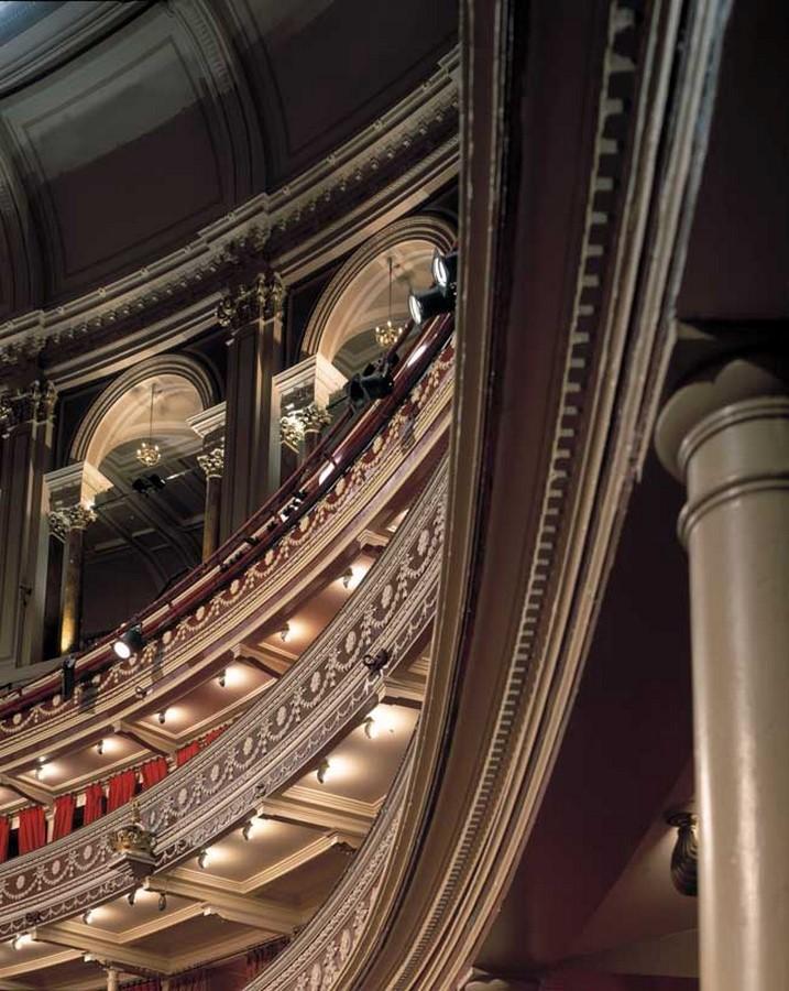 Royal Alber Hall, London Sheet3
