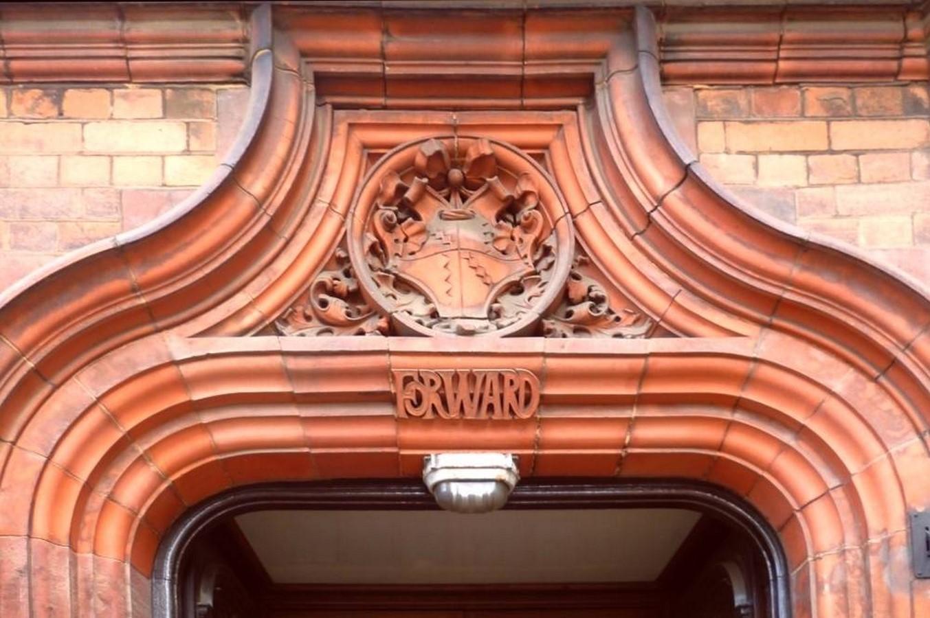 Victoria Law Courts, Birmingham, UK - Sheet2