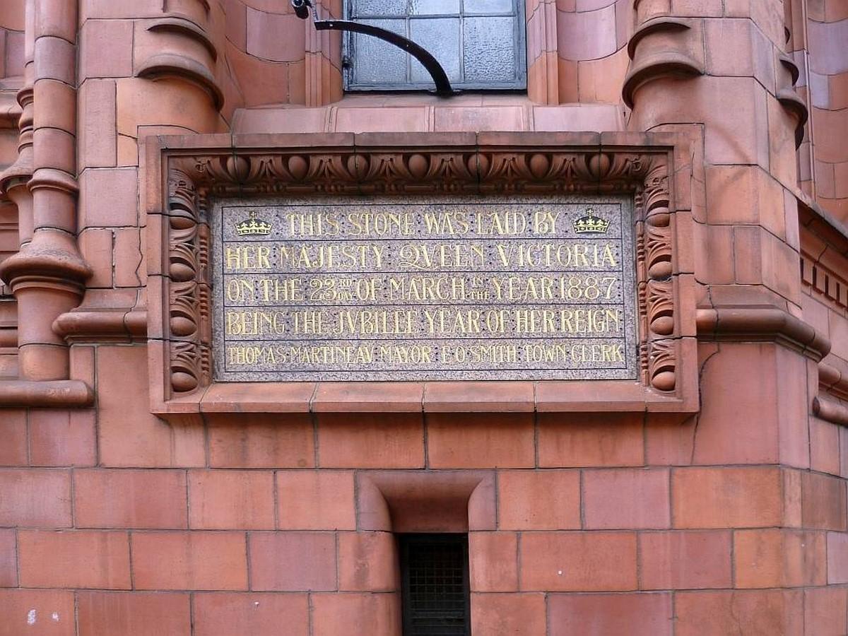 Victoria Law Courts, Birmingham, UK - Sheet3
