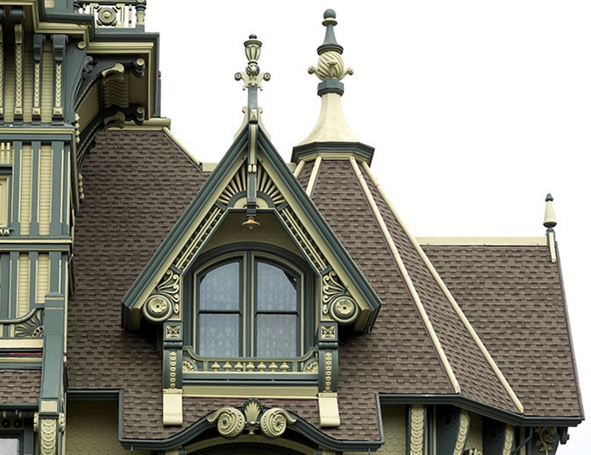 Carson Mansion, California, USA - Sheet3