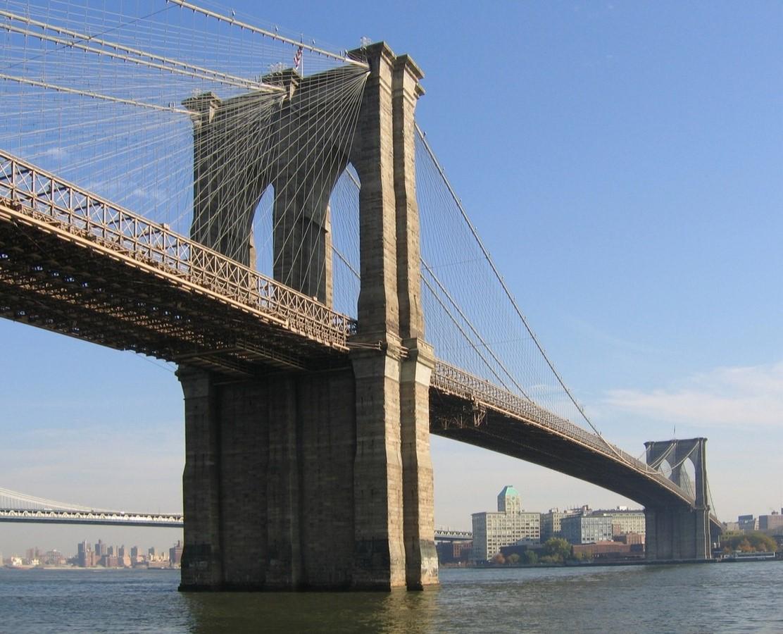 Brooklyn Bridge, New York, USA - Sheet1