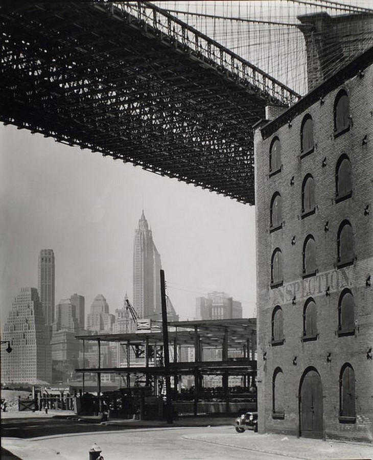 Brooklyn Bridge, New York, USA - Sheet3