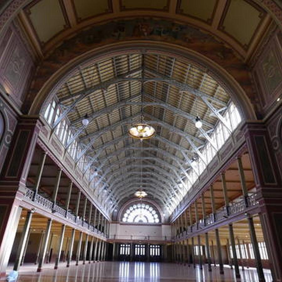 Great Exhibition Hall, Melbourne, Australia - Sheet2