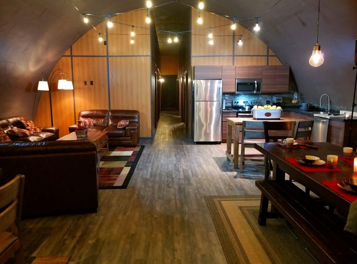 11 Luxury Doomsday bunkers around the world - Sheet11