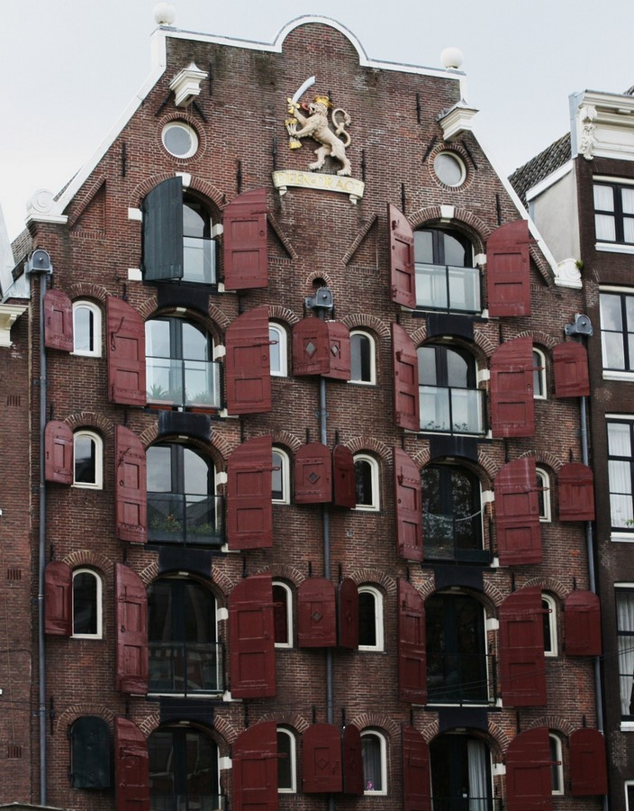 10 Things you did not know about Dutch Architecture - Sheet19