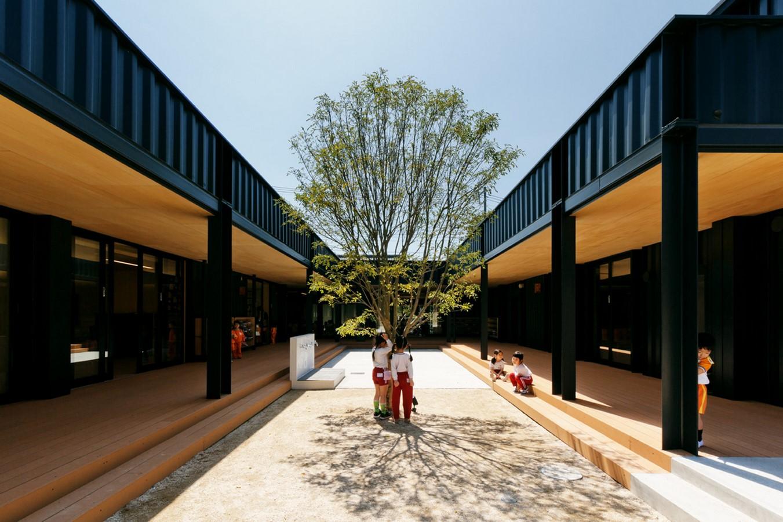 Youji No Shiro by Hibino Sekkai Architecture - Sheet1