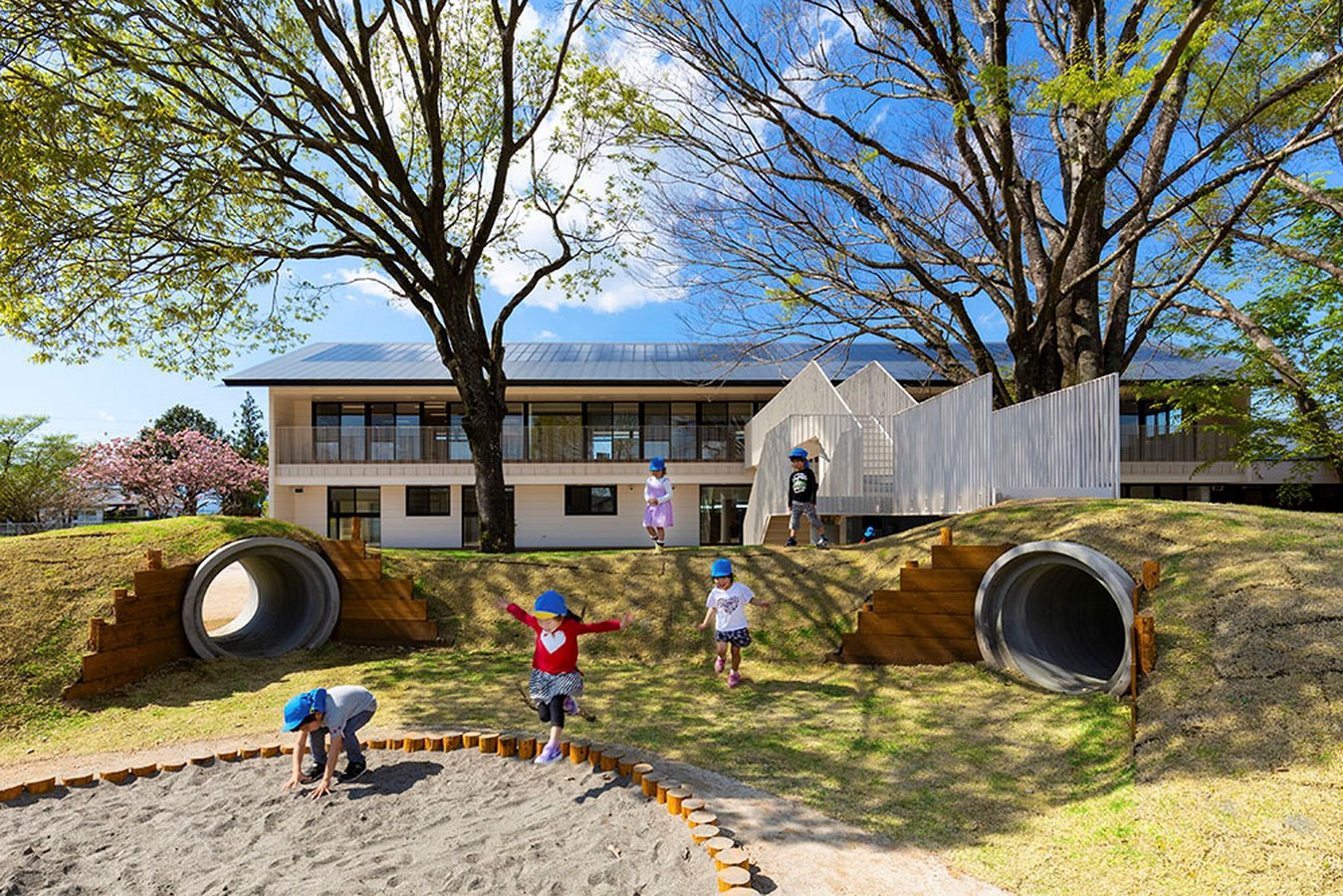 Youji No Shiro by Hibino Sekkai Architecture - Sheet2