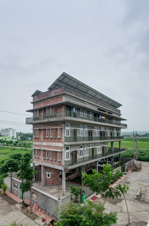 ASA by Chitra Vishwanath: The ecological office space - Sheet2