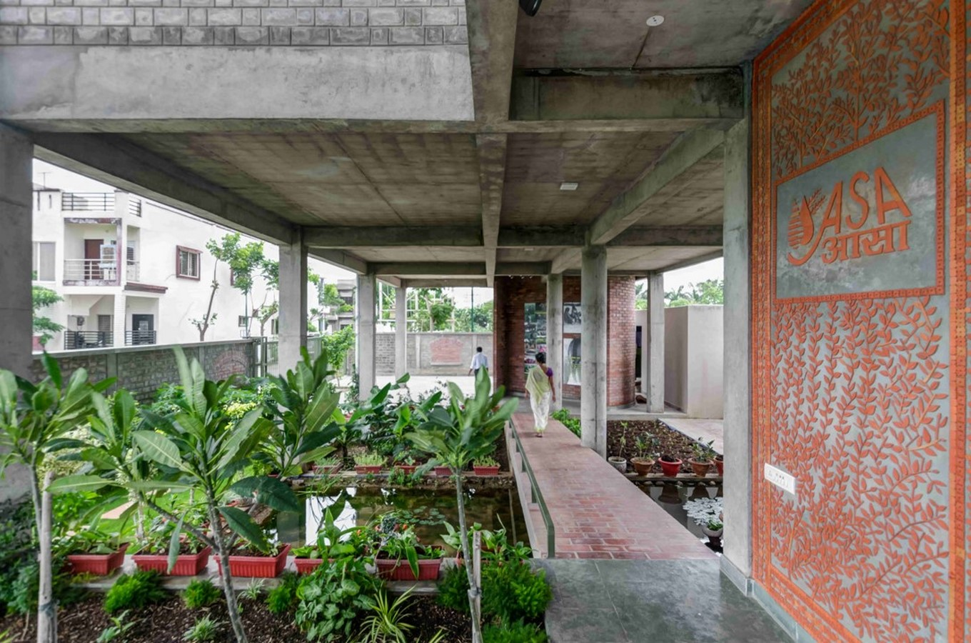 ASA by Chitra Vishwanath: The ecological office space - Sheet3