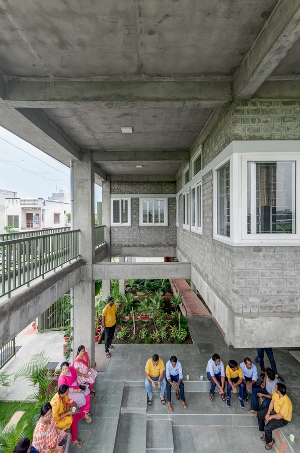 ASA by Chitra Vishwanath: The ecological office space - Sheet7