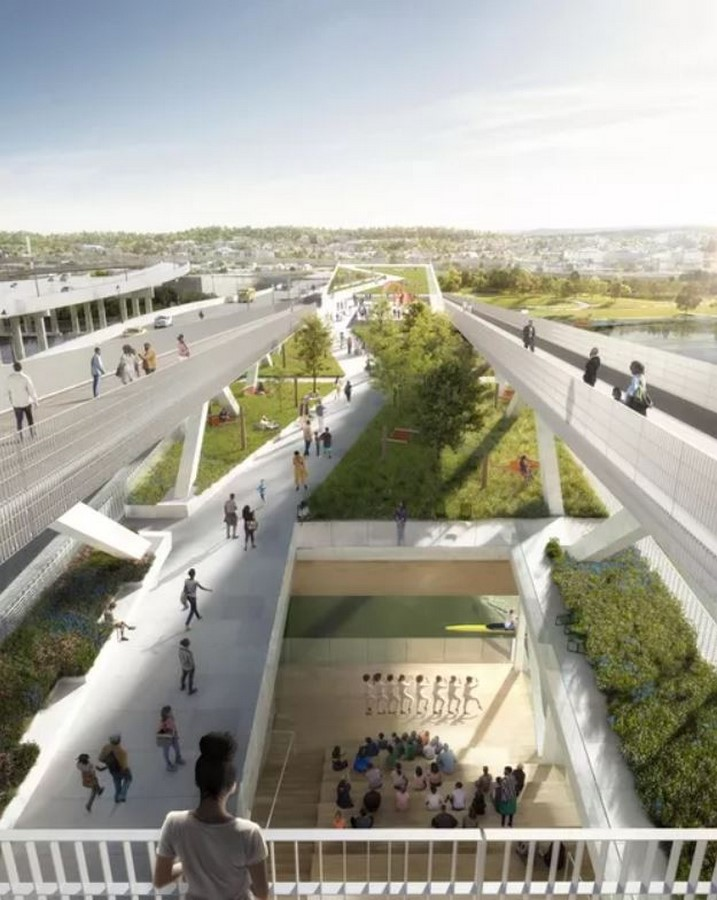 11th Street Bridge Park by Rem Koolhaas: Uniting the divided city - Sheet10