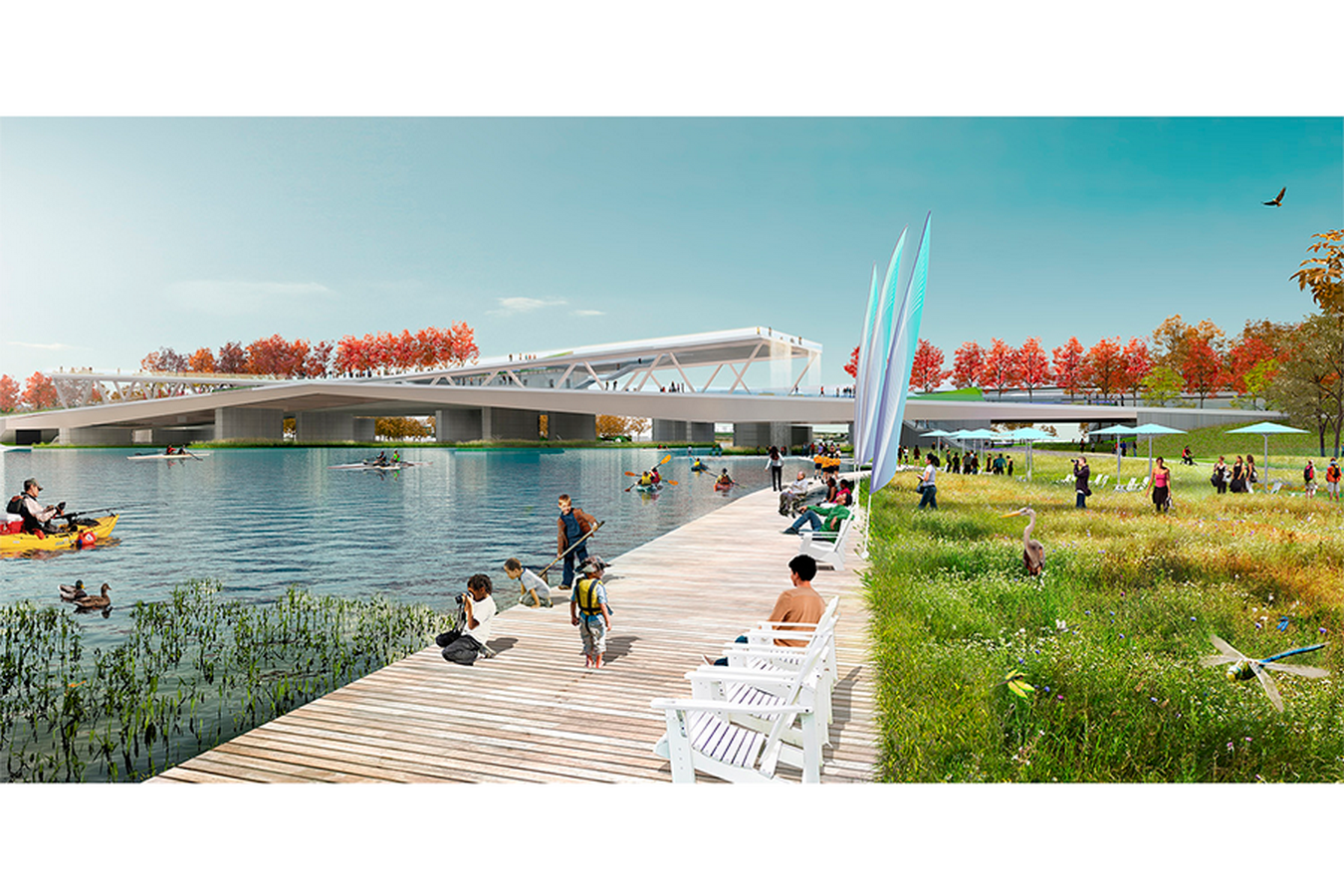 11th Street Bridge Park by Rem Koolhaas: Uniting the divided city - Sheet14