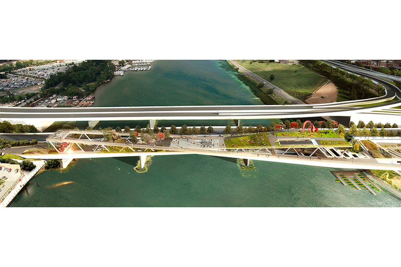 11th Street Bridge Park by Rem Koolhaas: Uniting the divided city - Sheet16