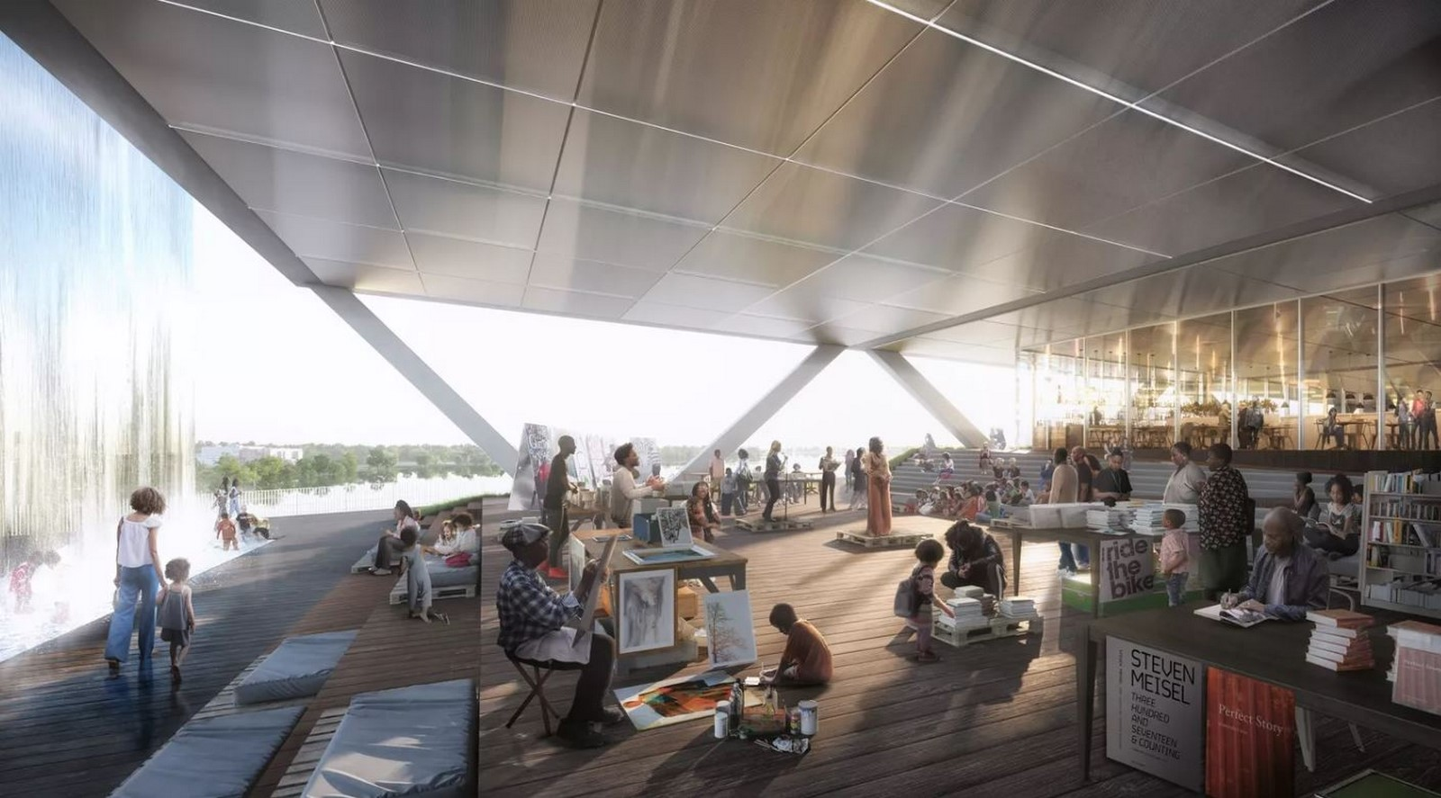 11th Street Bridge Park by Rem Koolhaas: Uniting the divided city - Sheet19