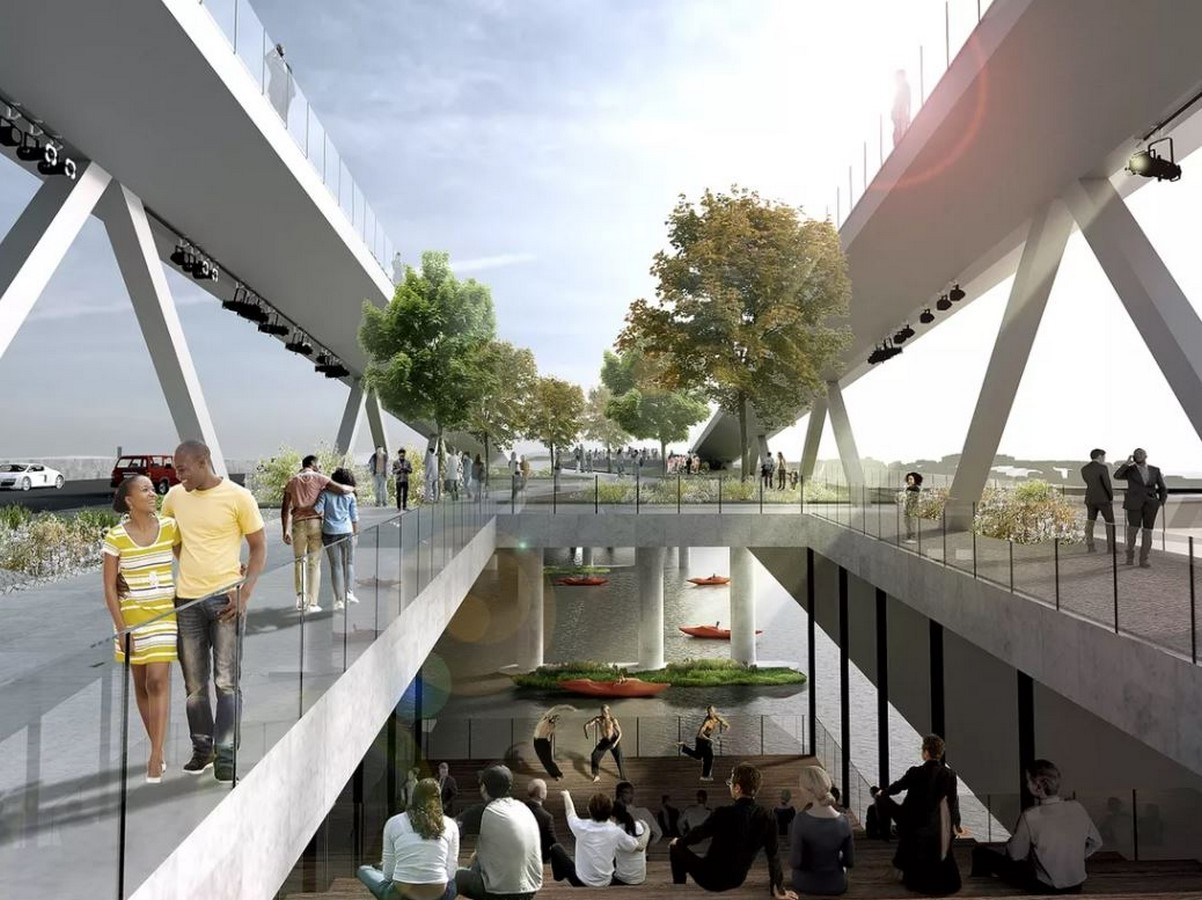 11th Street Bridge Park by Rem Koolhaas: Uniting the divided city - Sheet20