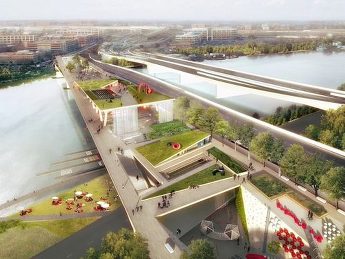 11th Street Bridge Park by Rem Koolhaas: Uniting the divided city - Sheet23