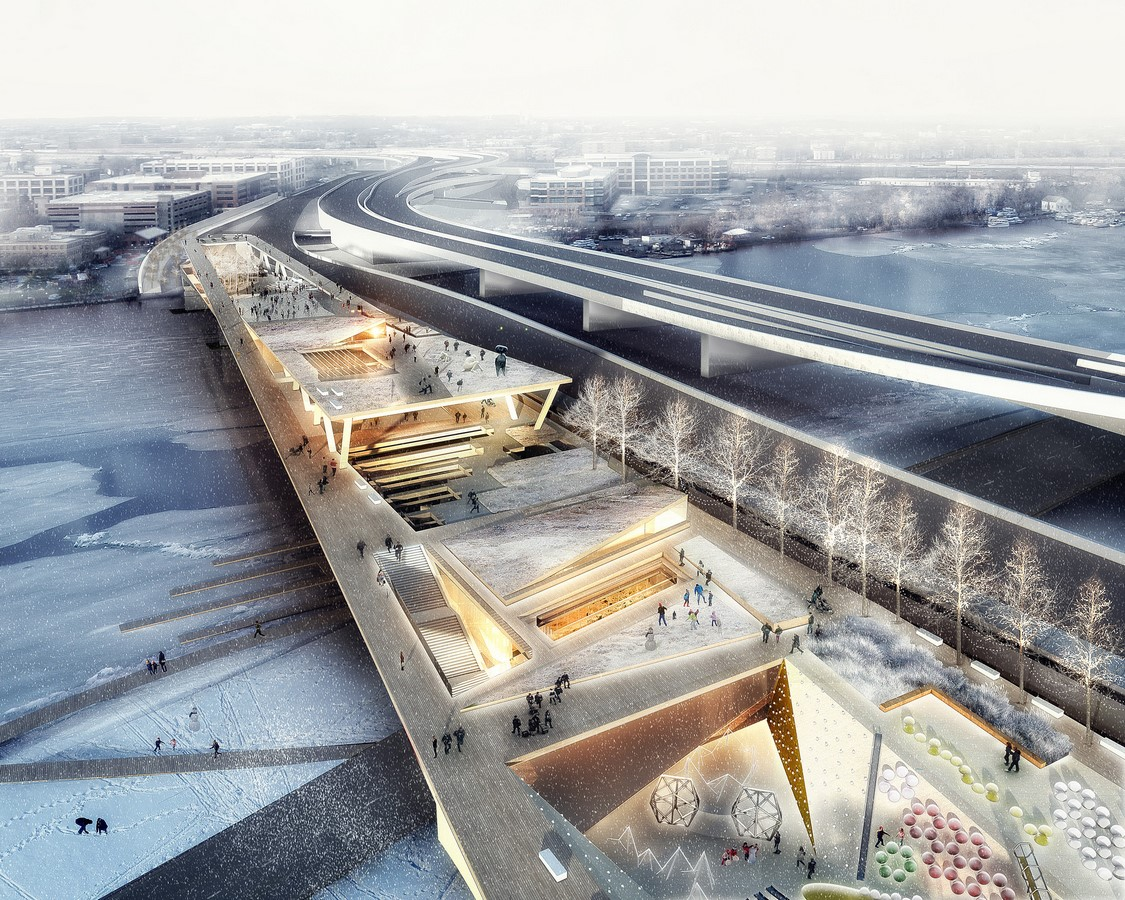 11th Street Bridge Park by Rem Koolhaas: Uniting the divided city - Sheet24