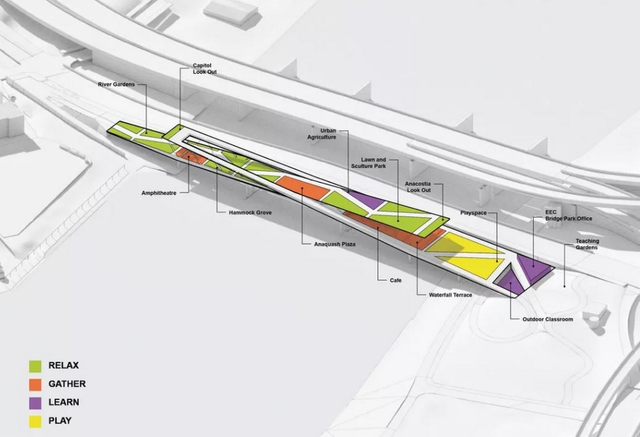 11th Street Bridge Park by Rem Koolhaas: Uniting the divided city - Sheet5