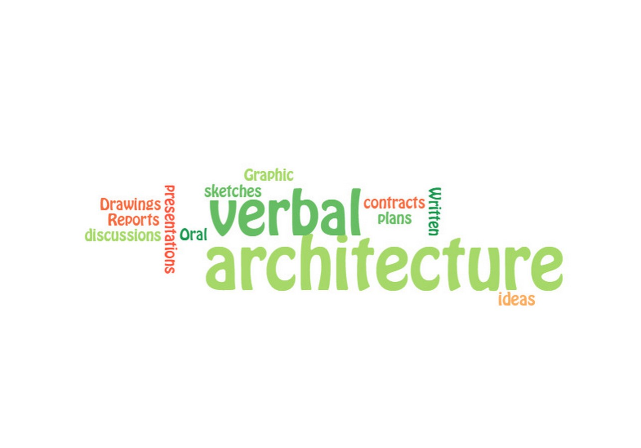 What architects must know about Verbal Architecture - Sheet5