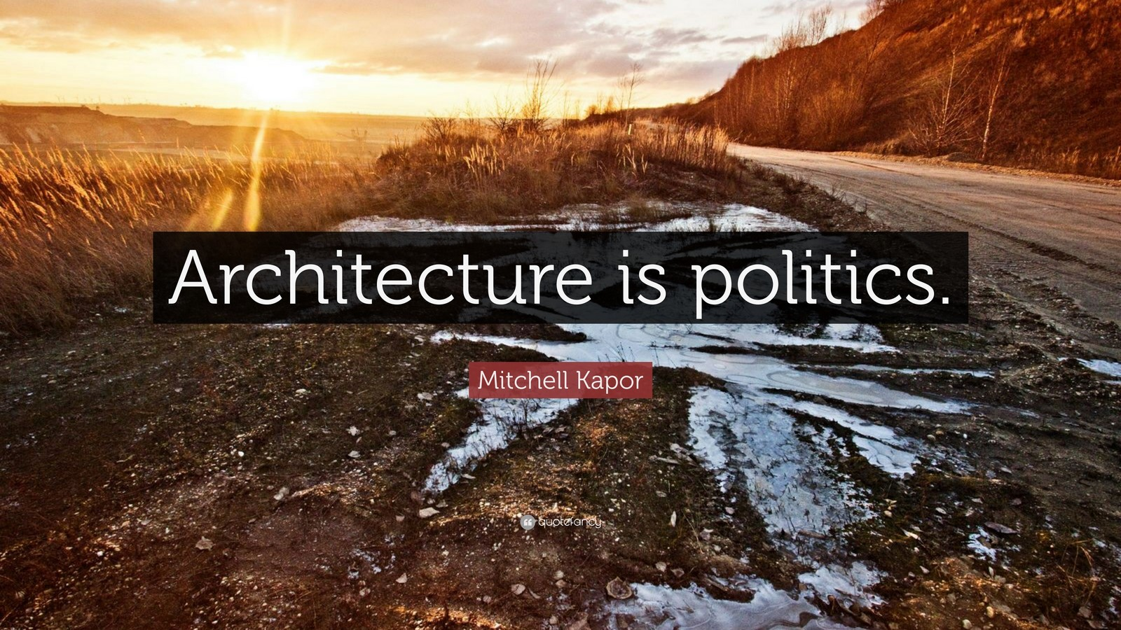 Architecture as a Political Instrument - Sheet1