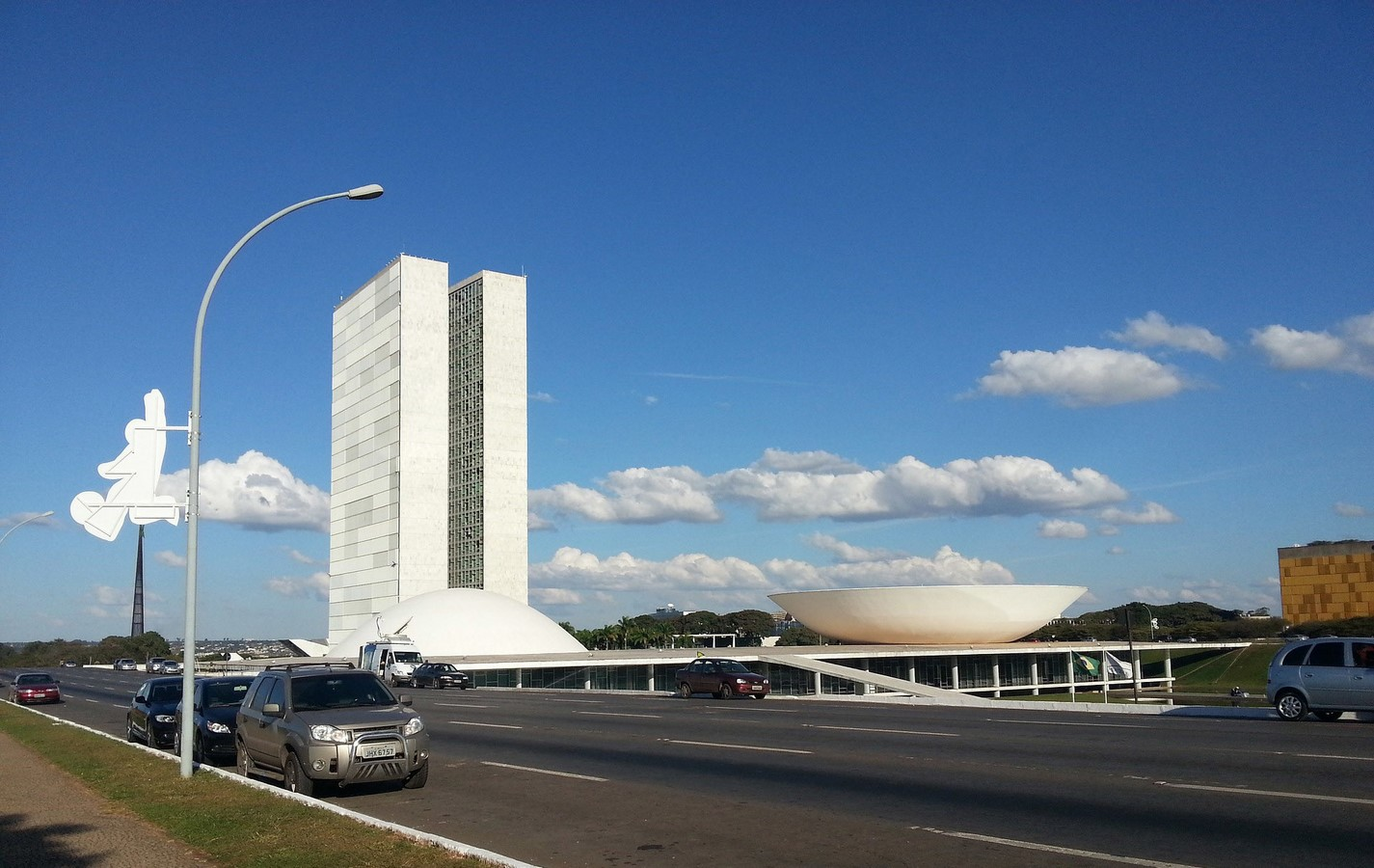 Architecture in Brasilia - Sheet1