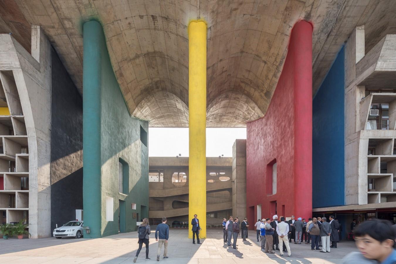 Chandigarh Capitol Complex - Sheet2