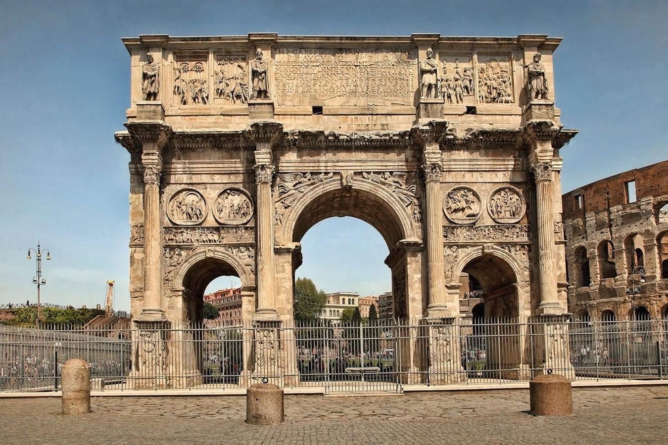 The Glorious Rome - Sheet2