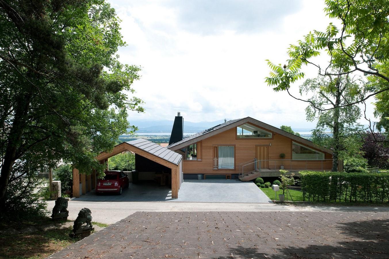 Villa Genolier - LRS Architecture - Sheet1