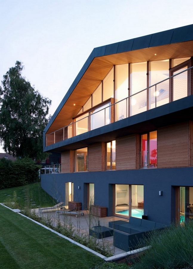 Villa Genolier - LRS Architecture - Sheet2
