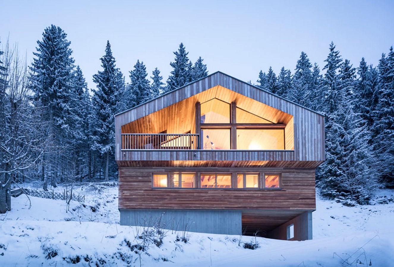 Mountain House - Studio Razavi Architecture - Sheet2