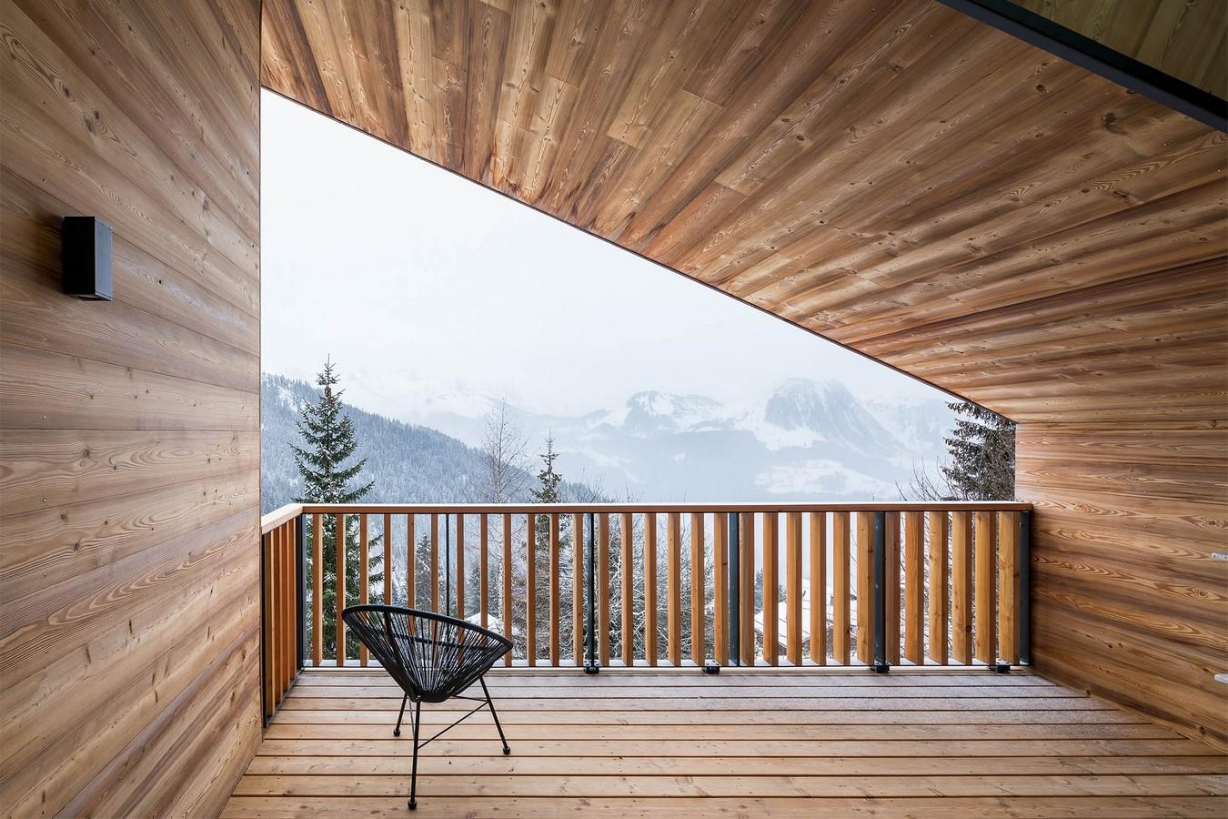 Mountain House - Studio Razavi Architecture - Sheet3