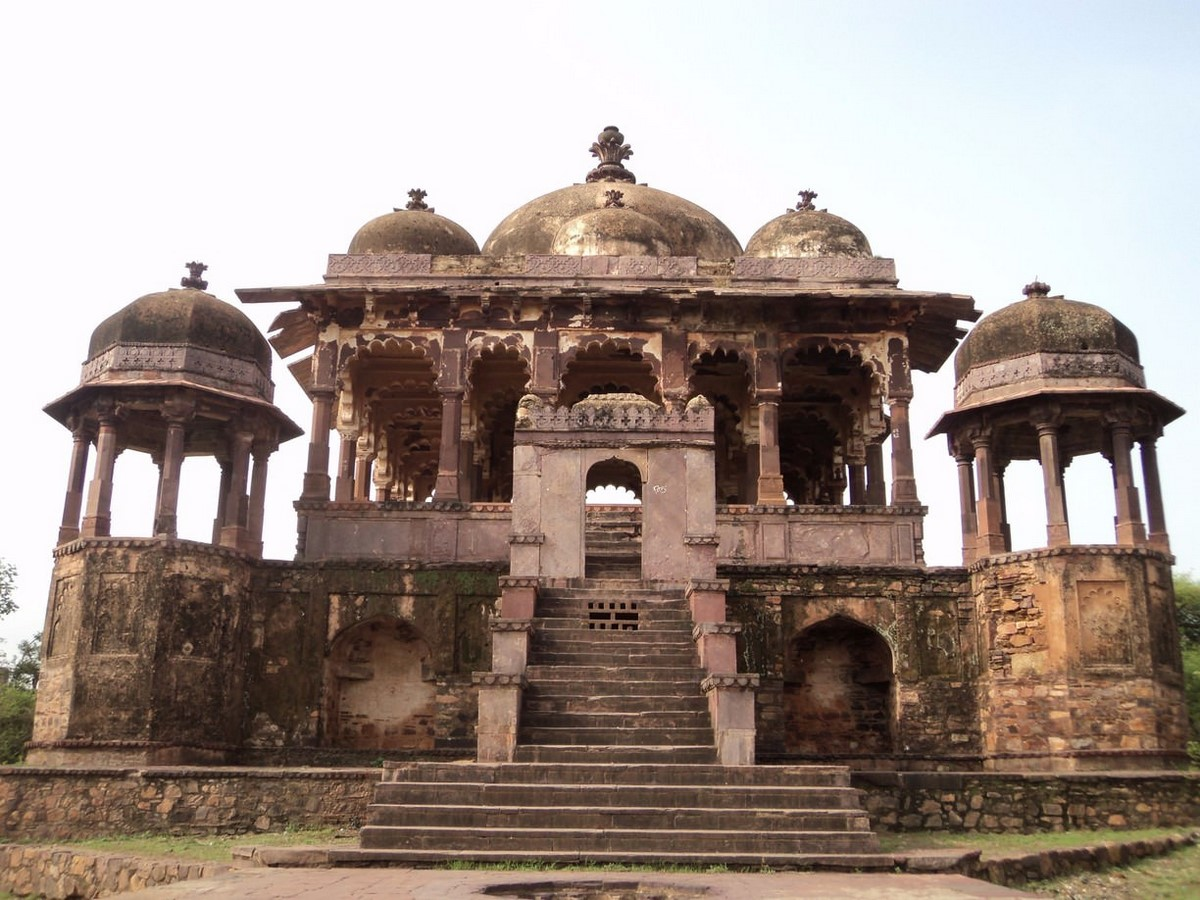 The Architectural Heritage of Rajasthan - Sheet15