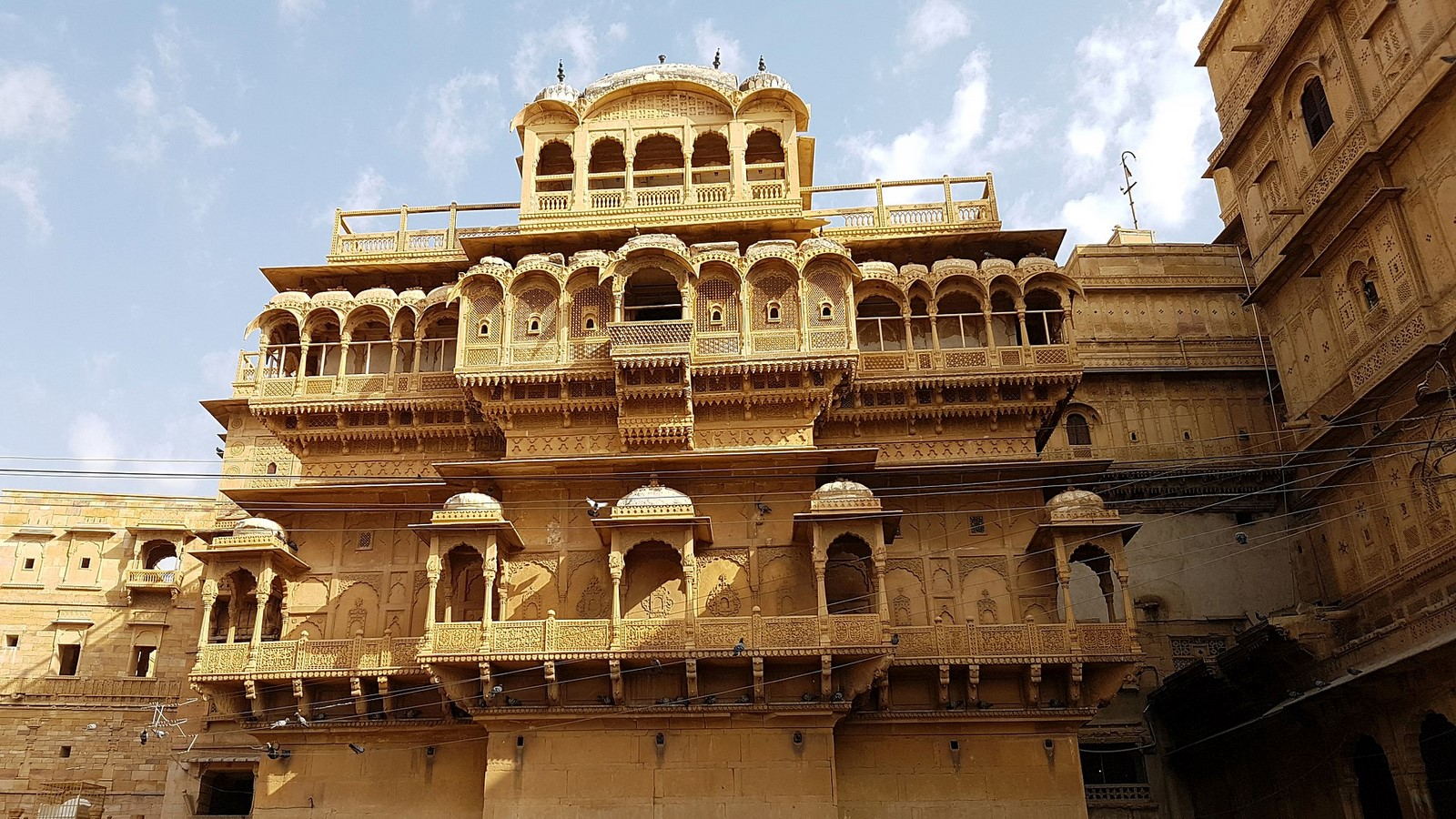The Architectural Heritage of Rajasthan - Sheet21