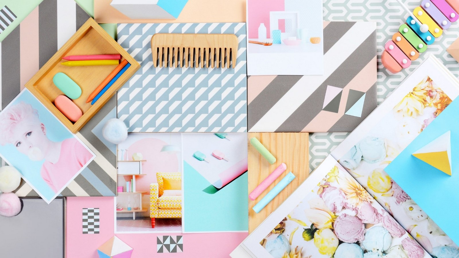 10 things to remember while designing a mood board - Sheet2