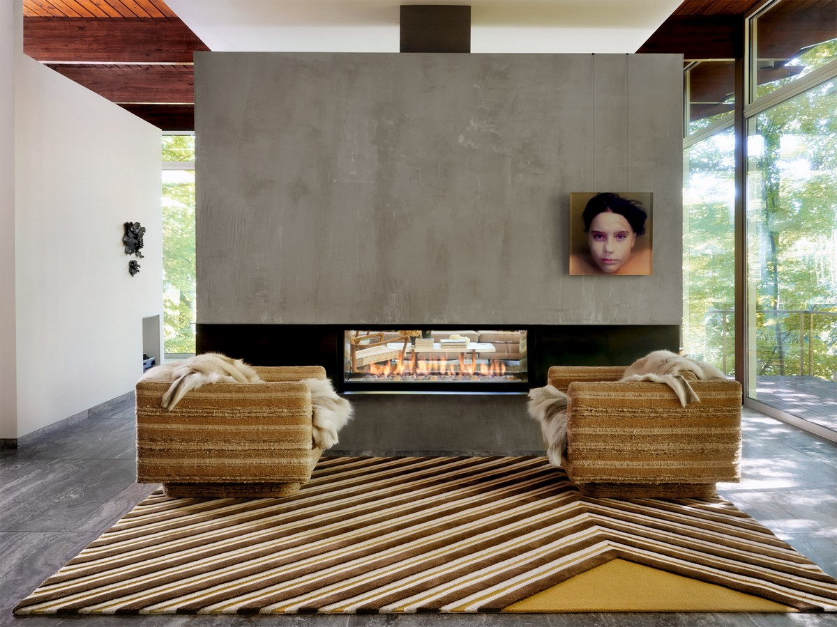 10 Ways to style rugs in your home! - Sheet12