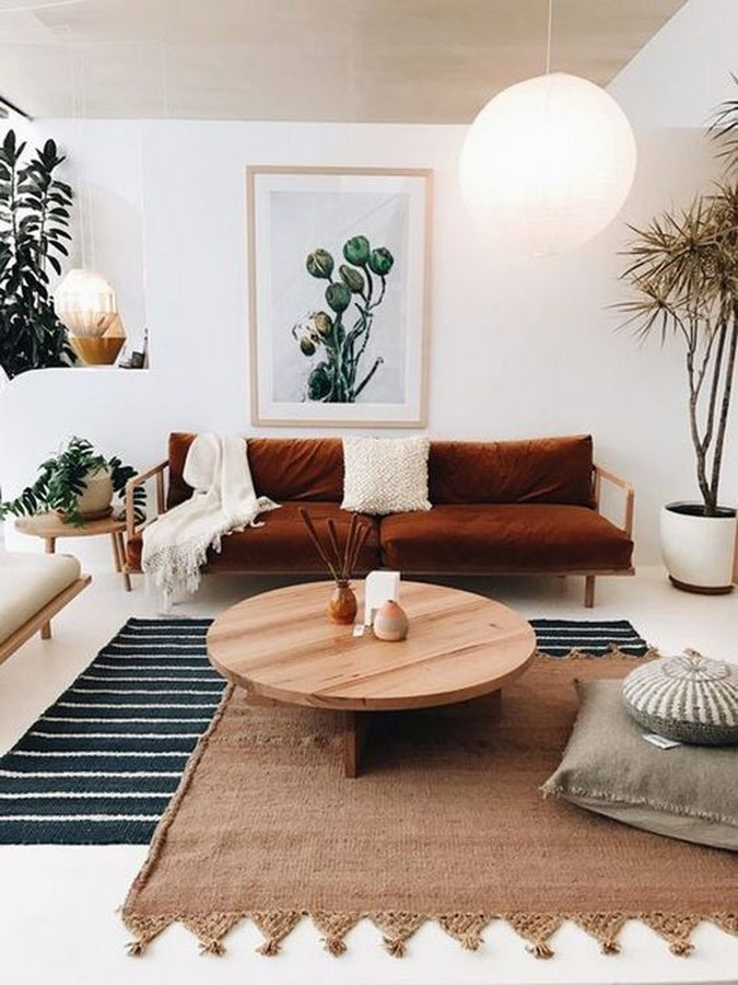 10 Ways to style rugs in your home! - Sheet14